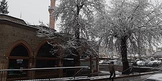 Uşak'tan Kar Manzaraları