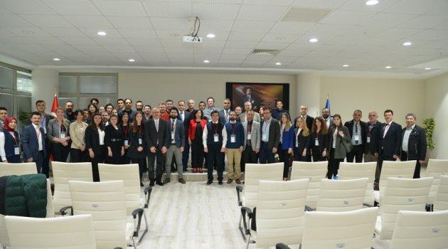 Avrupa Birliği'nin Geleceği ve Türkiye-Avrupa Birliği İlişkileri Kongresi Yapıldı.