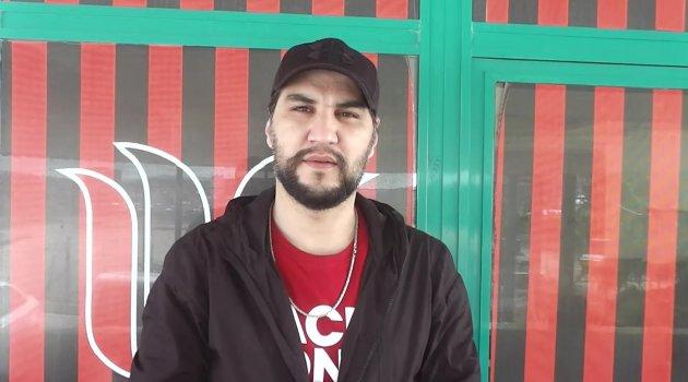 Başarılı Oyuncu Mehmet Pala Uşak'ta!
