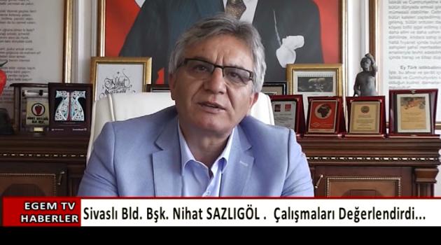 BEKLENEN İSTİFA GELDİ..SIVASLI BELEDİYE BAŞKANI İSTİFA ETTİ.