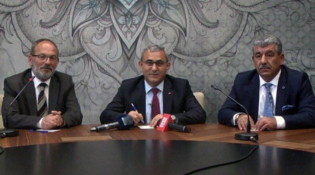Kütahya Belediye Başkanı Prof. Dr. Alim Işık Müjdeyi Verdi