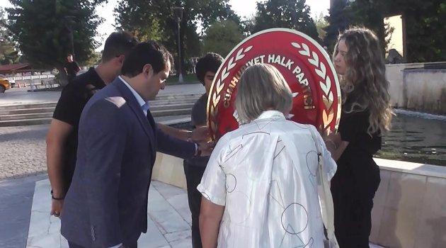 CHP, 96'ıncı kuruluş yıl dönümü Uşak'ta kutlandı.