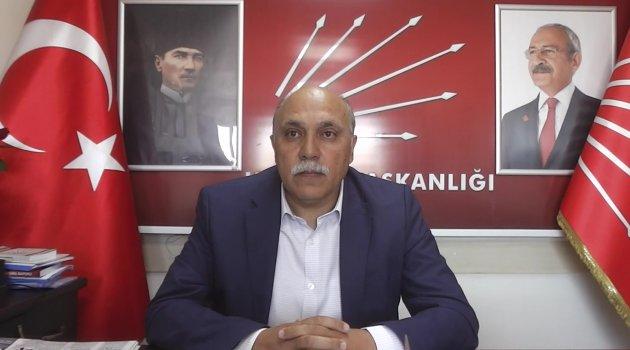 CHP Uşak Belediye Meclis Üyesi Nuri Demirel, 81. ölüm yıl Dönümünde Gazi Mustafa Kemal Atatürk'ü Andı.