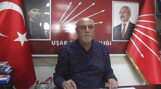 CHP Uşak İl Başkanı Nadi Sancar, Kurultay Takvimi Hakkında Bilgiler Verdi.