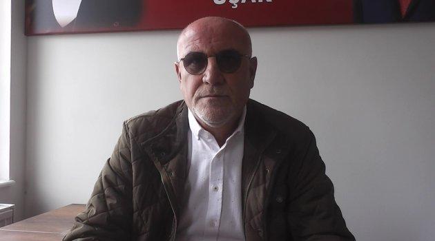 """CHP Uşak İl Başkanı Nadi Sancar, """"Yaklaşık 2 Hafta Süren Delege Seçimlerine Çok Yoğun Katılım Oldu."""""""