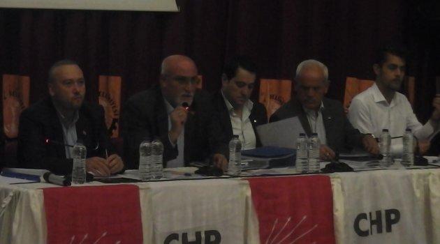 CHP Uşak İl Danışma Kurulu Toplantısı Gerçekleştirildi