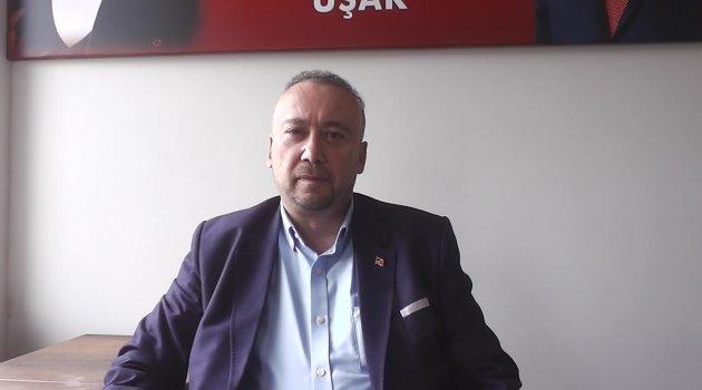 """CHP Uşak Milletvekili Özkan Yalım """"4-5 Aralık'ta 48 Saatlik Çalışma Programımız Olacak."""""""