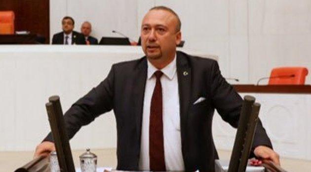 """CHP Uşak Milletvekili Özkan Yalım, """"İşsizlik Fonunda Yaklaşık 131 Milyon TL'nin, Bugünlerde Kullanılması Gerektiğinin Altını Çiziyorum"""""""
