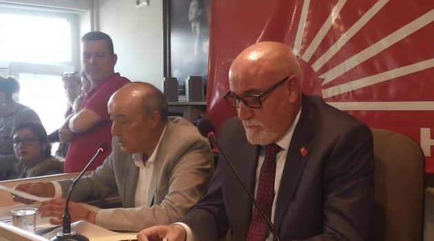 CHP'de 2. Belediye Başkan Aday Adaylığını, Beyhan Demirel Düzenlenen Basın Toplantısı İle Açıkladı.