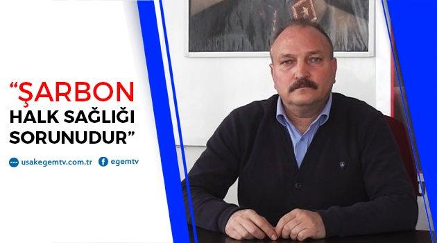"""Dr. Arif Güvenir, """"Şarbon Bir Halk Sağlığı Sorunudur"""""""