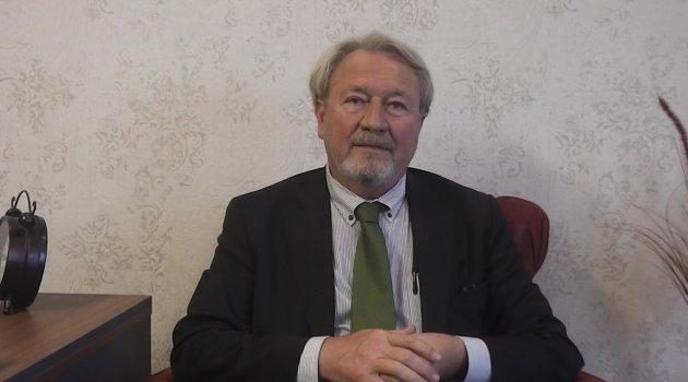 """DSP Eski Genel Başkanı Zeki Sezer """"kutuplaştırıcı siyasetin aşılması lazım"""""""