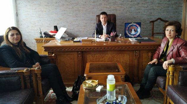 Egem TV Yönetim Kurulundan, Uşak Belediye Başkan Yardımcısı Hikmet Kahraman'a Ziyaret!
