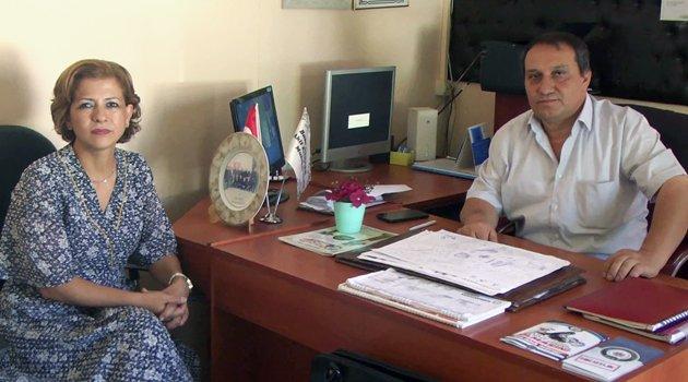 Egem TV'den Mehmet Akif Ersoy Mahallesi Muhtarı Baki Gencer'e Ziyaret!