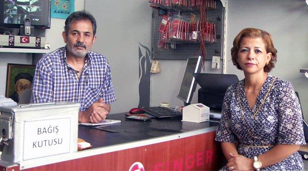 Egem TV'den Sarayaltı Mahallesi Muhtarı Cemil Cevher'e Ziyaret!