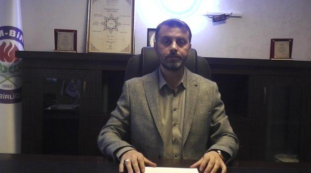 """Eğitim Bir-Sen Uşak Şube Başkanı Bilal Kara, """"10 Ocak Çalışan Gazeteciler Günü Kutlu Olsun"""""""