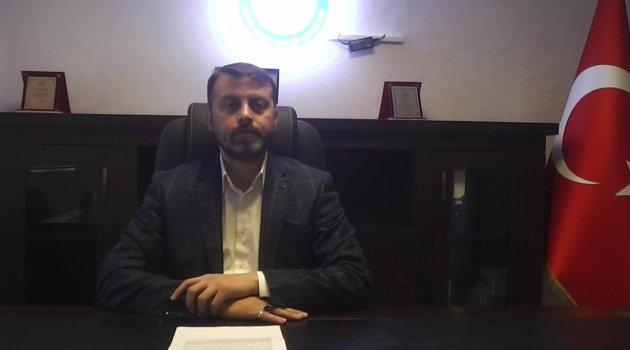 Eğitim Bir-Sen Uşak Şube Başkanı Bilal Kara, 12 Mart İstiklal Marşı'nın kabulünün 98.Yıl Dönümünü Kutladı