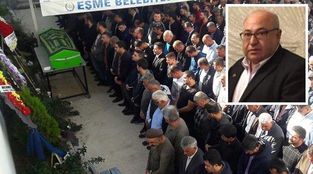 Eşme Esnaf ve Sanatkarlar Odası başkanı Metin Çıvgın Vefat Etti