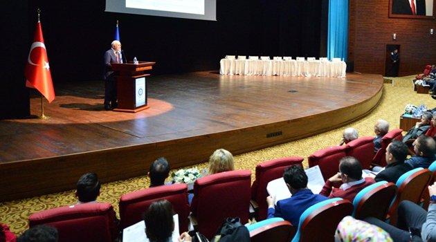 Genel Öz Değerlendirme Toplantısı ve Akademik Ödül Töreni Gerçekleştirildi