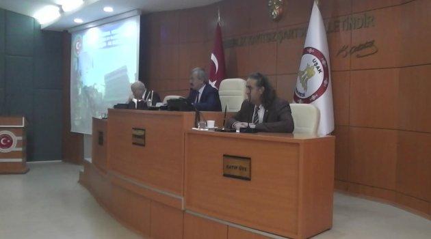İl Genel Meclisi 12. Dönem, Kasım ayı 3. Birleşim toplantısı gerçekleştirildi