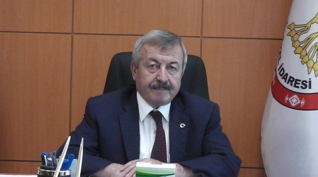 İl Genel Meclisi Başkanı Mehmet Nacar,  İl Özel İdarenin Çalışmaları Hakkında Bilgiler verdi