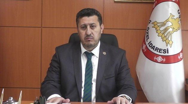 """İl Genel Meclisi Başkanı Nuri Demir """" Önümüzdeki haftadan itibaren çalışmalarımız faaliyete geçecektir"""""""