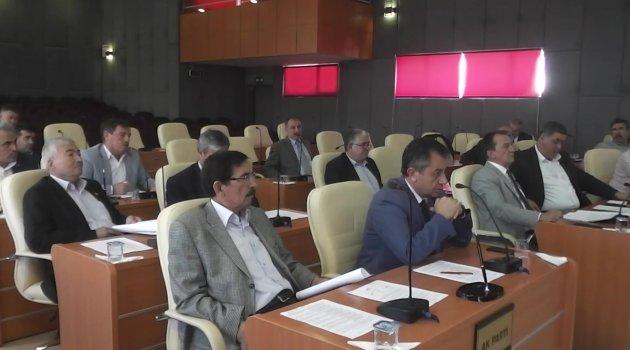 İl Genel Meclisi Kasım Ayı 6. Birleşimi Yapıldı.