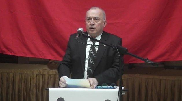 İYİ Parti Uşak İl Başkanı Naci Yıldım, 10 Ocak Gazeteciler Gününü Kutladı