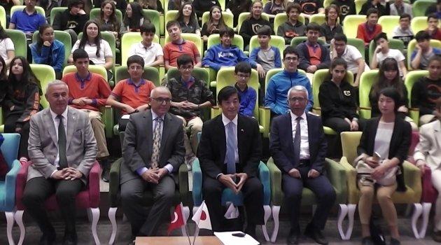 Japonya'nın Türkiye Büyükelçisi Akio Miyajima Uşak'ta
