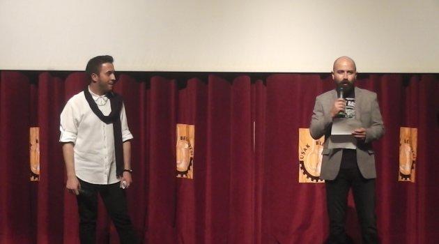 Kaynama Noktası Kısa Filmi özel gösterimi Atatürk Kültür Merkezi'nde gerçekleşti
