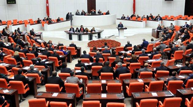 4 Partiye 822 Milyon Lira Hazine Yardımı!