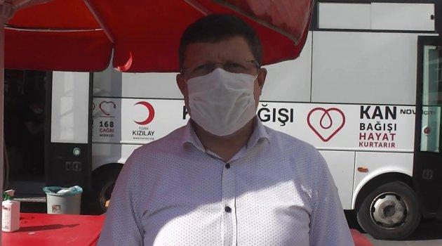 """AK Parti Uşak İl Başkanı Fahrettin Tuğrul, """"Teşkilat Olarak Çalışmalarımıza Devam Ediyoruz"""""""