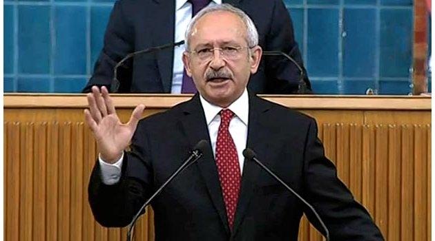 CHP LİDERİNE PKK SALDIRDI.. BİR ASKERİMİZ ŞEHİT OLDU..