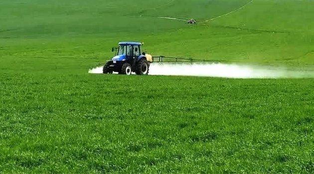 Çiftçilere ilaçlama uyarısı..