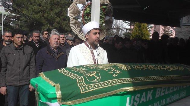 Eski Meclis üyesi ve Eski Durak Mahallesi Muhtarı Ahmet Samancı Asri Mezarlığına defnedildi