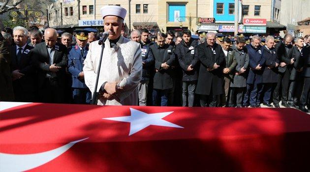 İdlip Şehidi Piyade Uzman Onbaşı Muhammed Yılmaz Ebediyete Uğurlandı