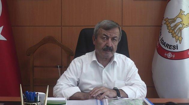 İl Genel Meclisi Başkanı Mehmet Nacar, Çalışmaları değerlendirdi
