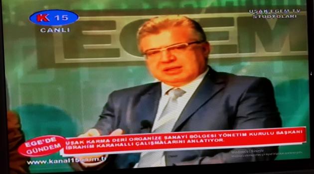 KARMA ORGANİZE SANAYİ BÖLGESİ BAŞKANI BELLİ OLDU..