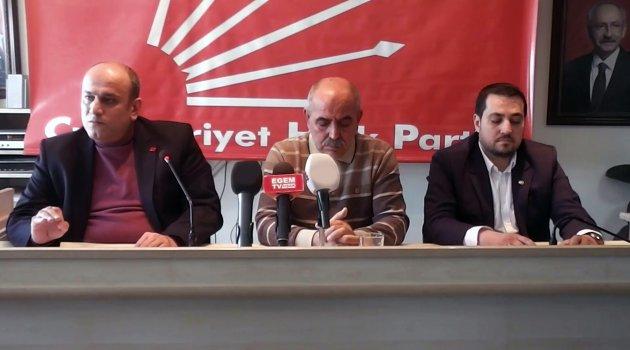 Kudret Yörük, CHP Merkez İlçe Başkan Adaylığını Açıkladı.