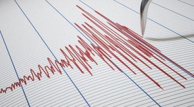 Manisa'da Meydana Gelen Deprem Uşak'ta da Hissedildi
