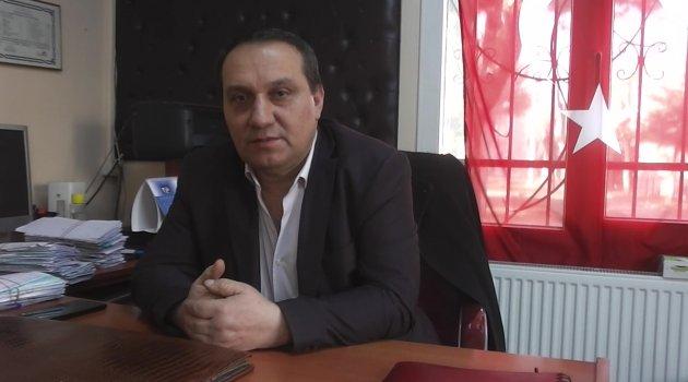 Mehmet Akif Ersoy Mahallesi Muhtarı Baki Gencer Mahallede Yapılan Çalışmaları Değerlendirdi.