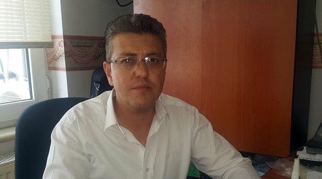 MHP Ulubey İlçe Başkanı Şevket GÖK Görevinden İstifa Etti.