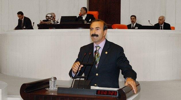 Milletvekili. Alim Tunç .Kem söz sahibine aittir. Argo ve küfrün TBMM çatısı altında yeri yoktur.