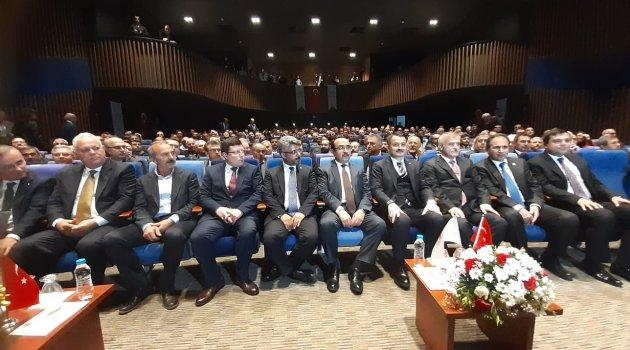 """""""Sektör Toplantısı"""", Bakan Pakdemirli'nin Katılımı İle UTSO'da Gerçekleşti."""