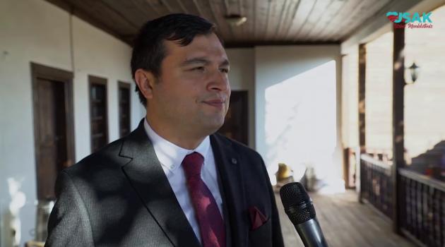 Uşak Belediye Başkanı Mehmet ÇAKIN , Dokur Evi'ni ziyaret ederek incelemelerde bulundu, atılacak adımlara dair istişareler gerçekleştirdi.