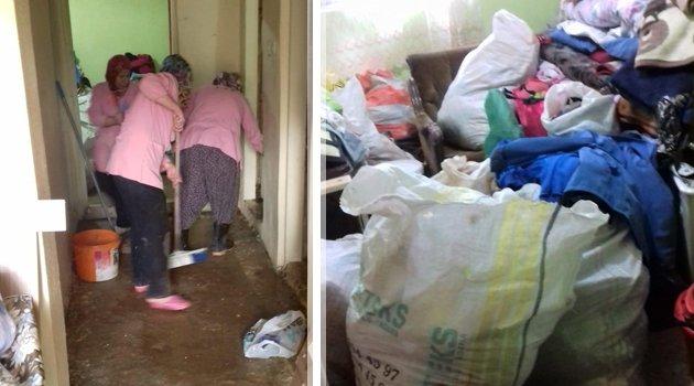Uşak Belediyesi Afet Mağdurlarına Sahip Çıktı