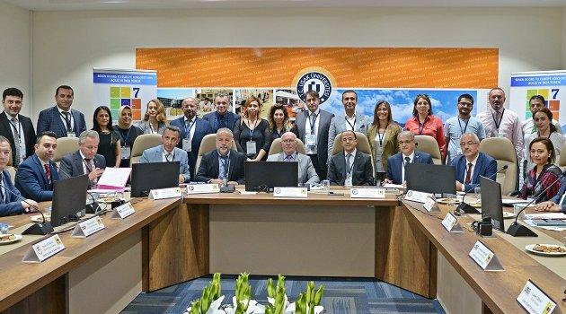 Uşak Üniversitesi'nden Türkiye Konsorsiyumu: Avrupa'ya Açılan Yedi Kapı Projesi