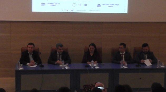 Uşak Üniversitesinde 'Dünya Su Günü' Paneli Gerçekleştirildi
