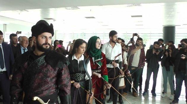 Uşak Üniversitesinde Nevruz Bayramı İçin Etkinlik Düzenlendi