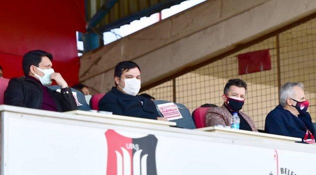 Uşakspor, Anadolu FK'yı 2-1 Yendi.