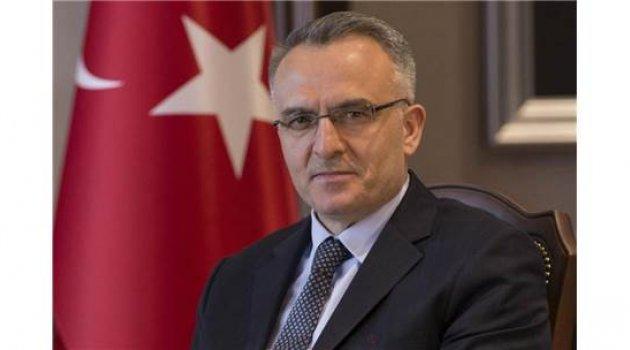 Maliye Bakanı Naci Ağbal, 13 Nisan Cuma Günü Uşak'a Geliyor